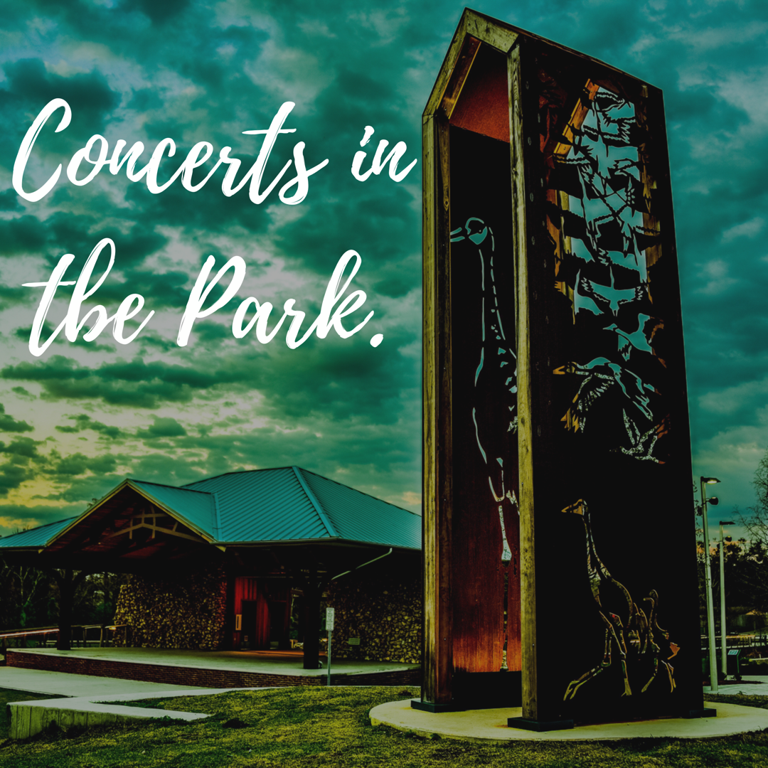 Concerts in the Park 2.0