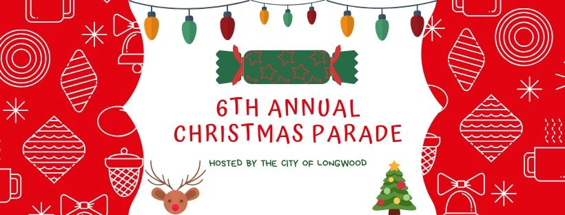 Christmas Parade Flyer