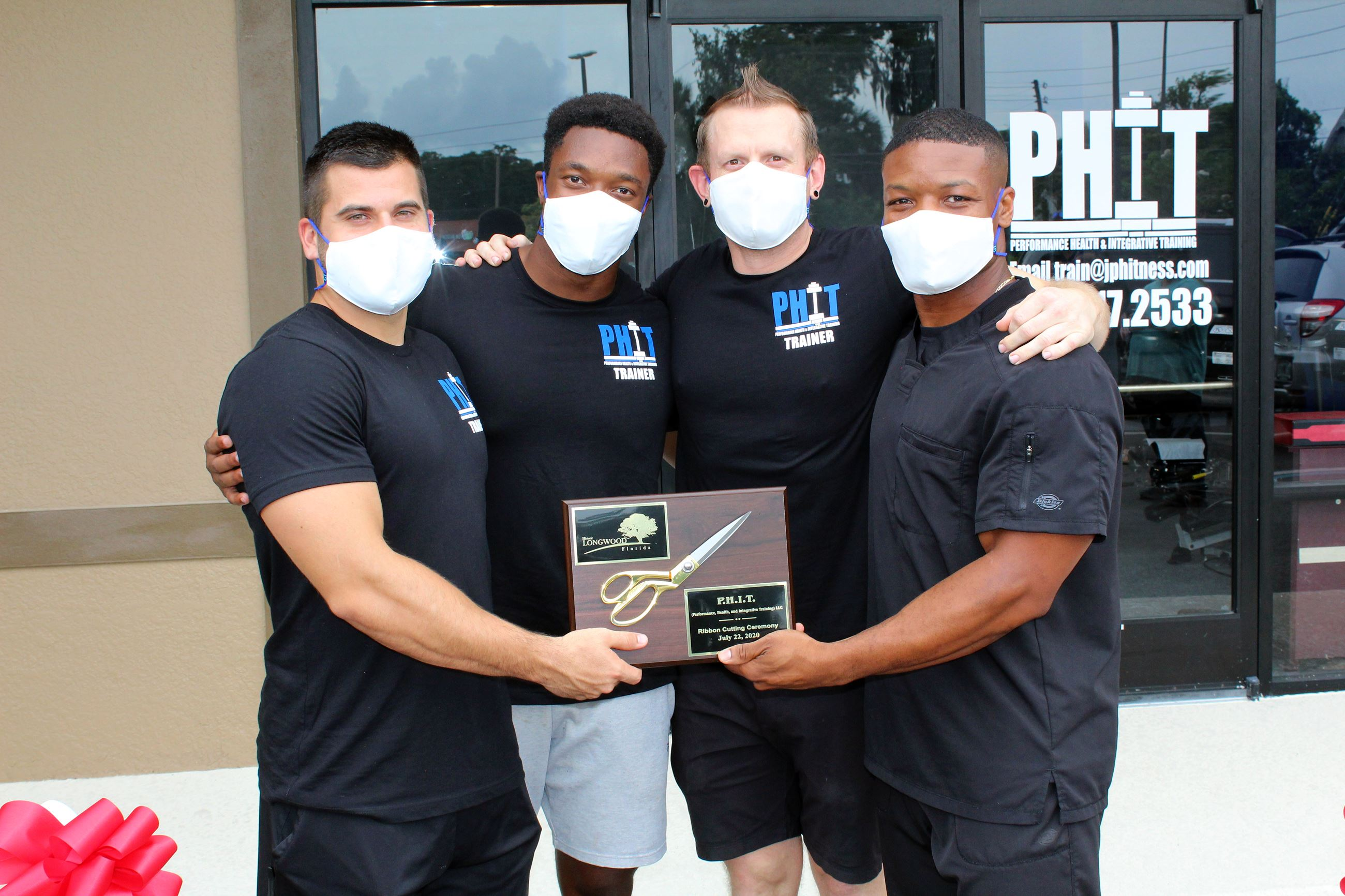 Plaque and the PHIT Team